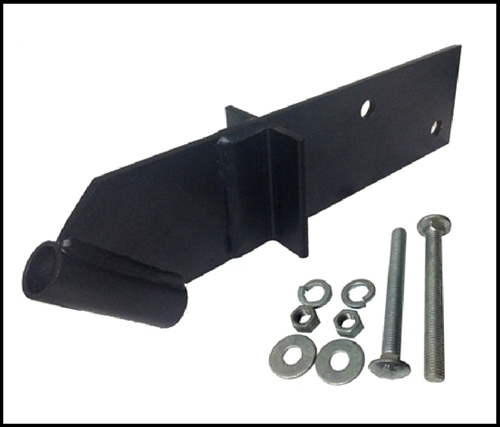 Knee brace bracket treehouse attachment bolt bracket House brackets