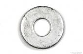 "3/4"" Hot dipped galvanized steel flat washer"