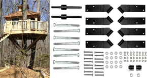 16' Octagon Treehouse Kit