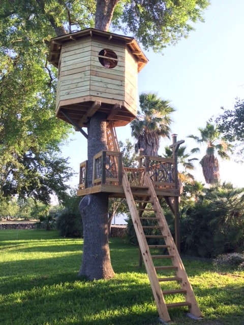 Cheap Treehouse Ideas Part - 18: Please Send Testimonials And Photos To Info@treehousesupplies.com And Weu0027ll  Be Happy To Post Your DIY Treehouse On This Page!