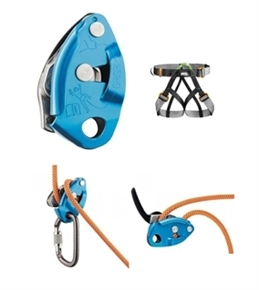 Monkey Hardware - Rope Belay Kit