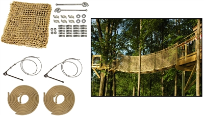 Rope and Cable Bridge Kit