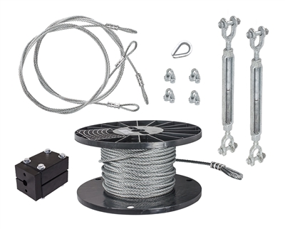"DIY 5/16"" Cable Kit - 500'"
