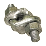 "3/8"" Fist Grip - Galvanized"