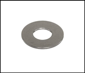 "1/2"" Galvanized flat washer"