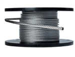 "3/8"" 7X19 Galvanized Aircraft Cable"