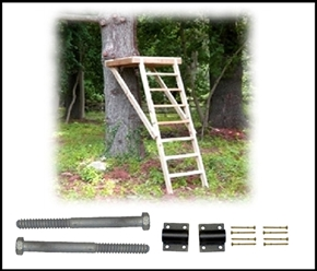Zip Line launch Platform Kit