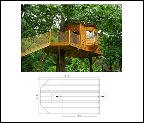 8' x 14' Rectangular Treehouse Plan | Standard Treehouse Plans ... Tree House Plans Two Trees on building made of trees, best tree house trees, easy tree houses without trees, stifle for trees, real houses built in trees, glass homes in the trees, tree house bridge plans, tree house plans one tree, tree structure architecture, tree log cabin furniture, tree houses in africa, architectural trees, tree house plans and ideas, tree house plan with four trees, tree houses to live in, tree house platform plans, tree house deck plans, tree house between 2 trees, tree house plans nelson,
