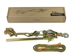 Zip Line Tensioning Kit with Medium Cable Grab