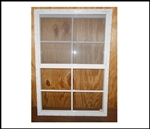 "Single Hung Treehouse Windows 24"" x 36"""